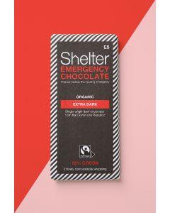 Shelter Vegan Extra Dark Chocolate