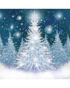 Silver Trees - Alzheimer's Society Charity Christmas Cards