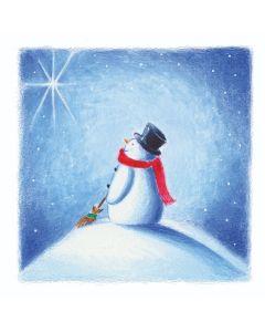 Star Gazing - Stroke Association Charity Christmas Cards