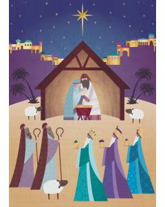 The Gathering - Stroke Association Charity Christmas Cards