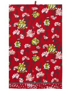Cotton Tea Towel - Horrockses Lauren