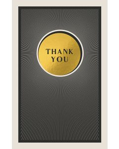 Thank You Card Pack - 8 Notecards