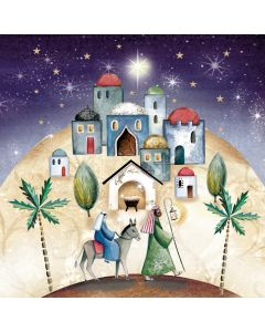The Journey. - The Children's Society Charity Christmas Cards