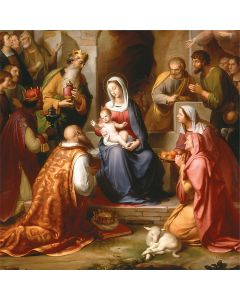 The Nativity - Cards For Good Causes Charity Christmas Cards