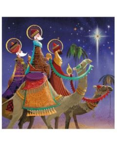 The Quest of the Magi - Cancer Research UK Charity Christmas Cards