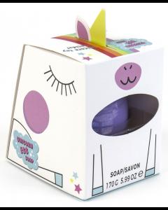 Unicorn Soap Egg