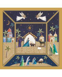 The Story of Christmas - Versus Arthritis Charity Christmas Cards