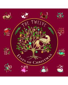 Twelve Days of Christmas - Versus Arthritis Charity Christmas Cards