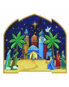 The Nativity - Versus Arthritis Charity Christmas Cards