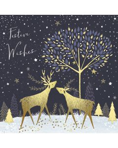Festive Wishes - Versus Arthritis Charity Christmas Cards