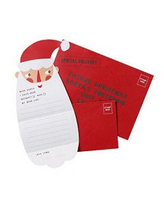 Waiting for Santa Letter - Charity Christmas Gifts & Decorations