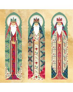 We Three Kings - Cards For Good Causes Charity Christmas Cards