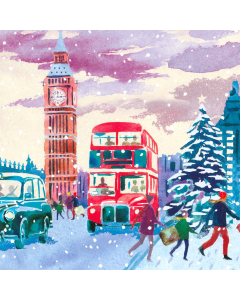 Westminster Bridge - Charity Christmas Cards