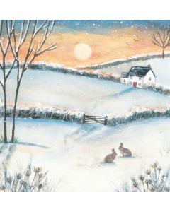 Winter Dawn -  Cards For Good Causes Charity Christmas Cards