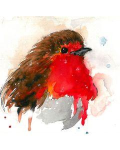 WWF Robin – World Wildlife Fund Charity Christmas Cards