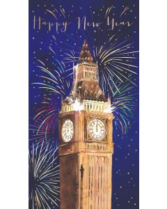 Happy New Year - Cards For Good Causes Charity Christmas Cards