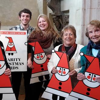 exeter group cards for good causes