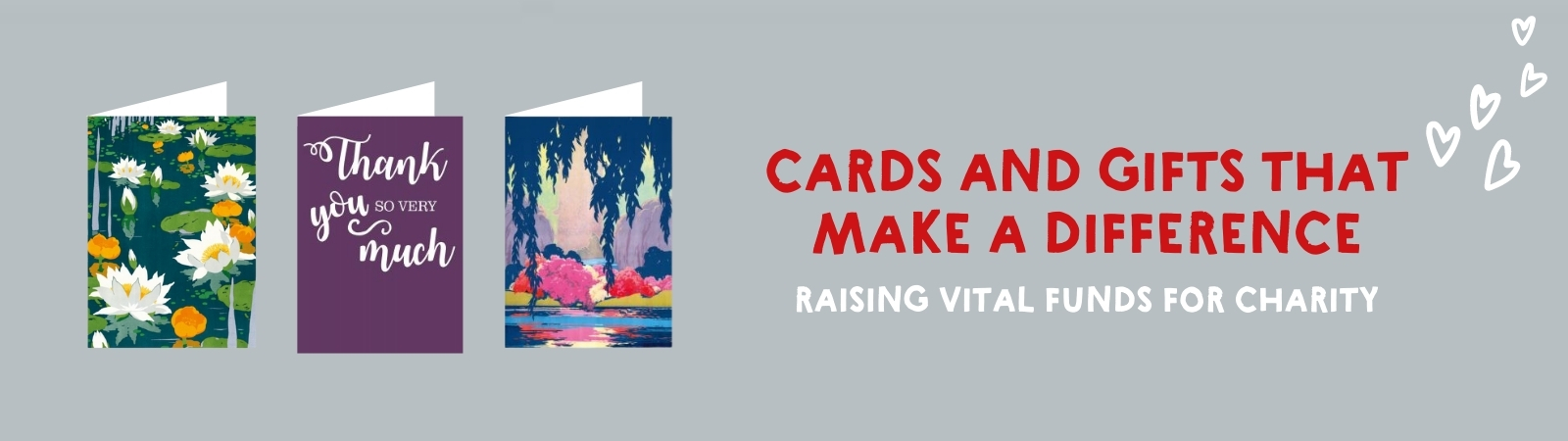 cards and gifts that make a difference
